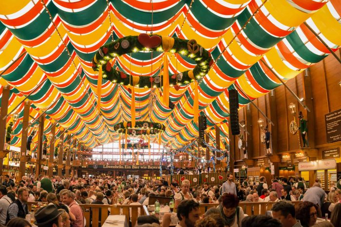 Two Days Munich Oktoberfest 27.09.-30.09.
