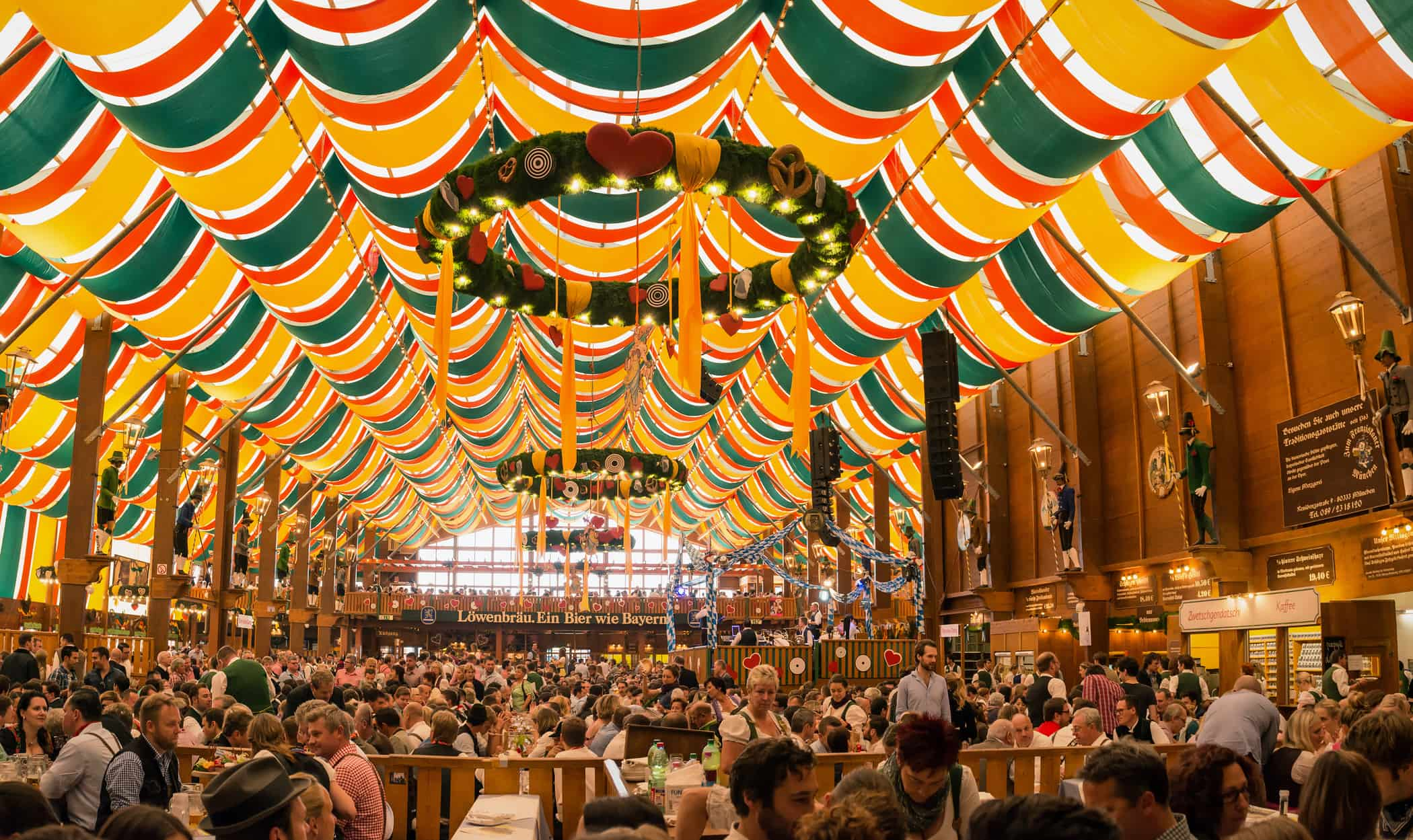 Wanderlust Trips on Oktoberfest Munich