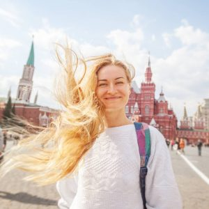 Moscow Traveling with Wanderlust Trips Russia