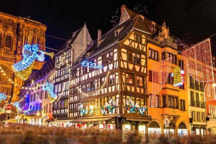Xmas in Strasbourg & Luxembourg 28.11.
