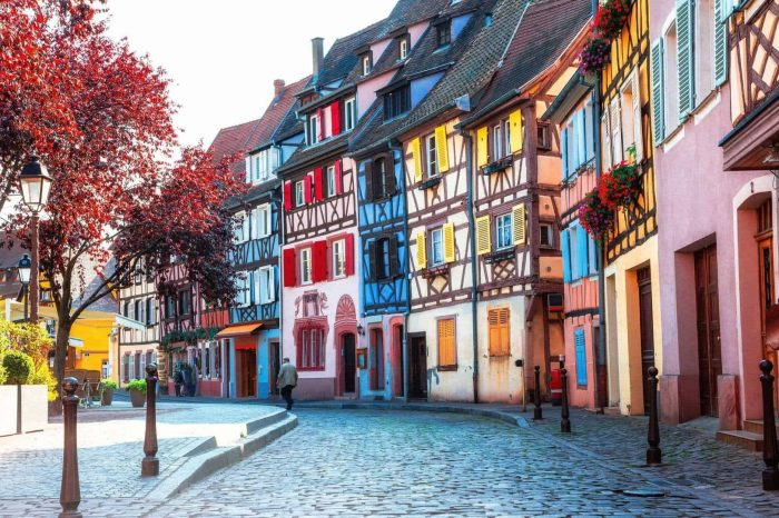 The Beauty of France Road Trip: Strasbourg + Colmar 16.05.