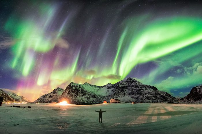 Northern Lights Lapland Adventure 30.12 – 04.01. New Year's Eve